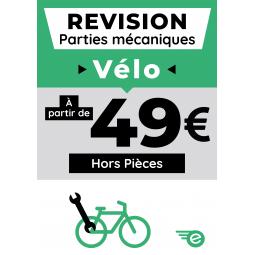 Révision Vélo parties mécaniques niveau 1