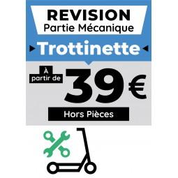 Révision Trottinette parties mécaniques niveau 1