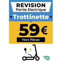 Révision Trottinette parties électriques niveau 1